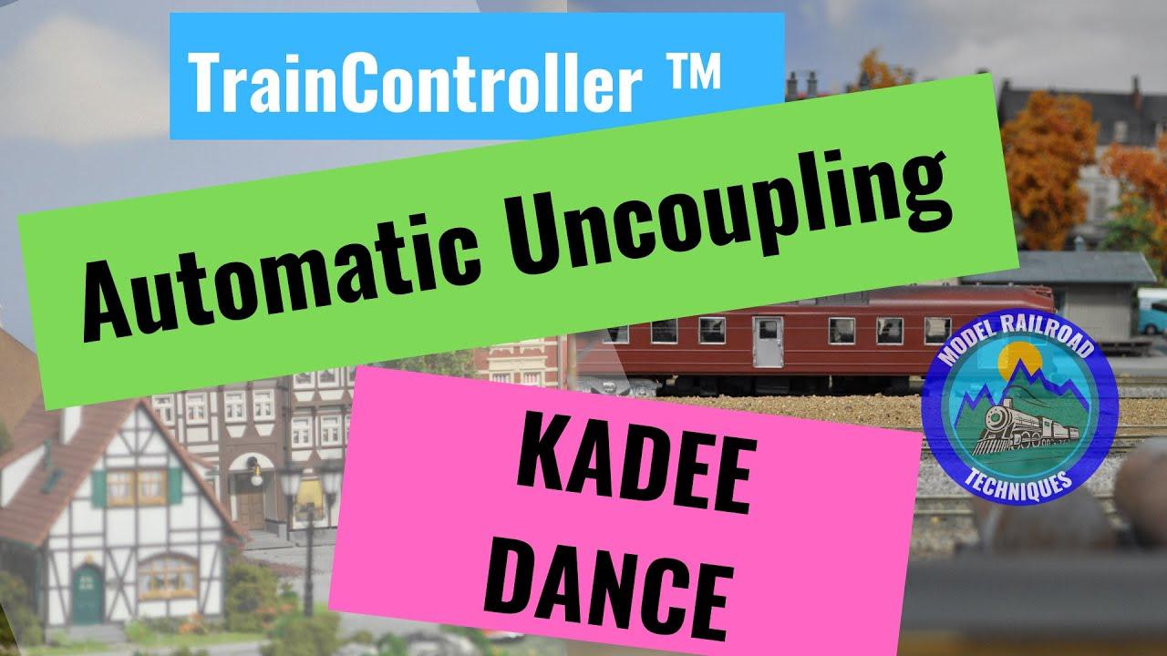 Railroad & Co TrainController Software Automatic Uncoupling
