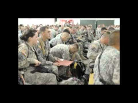 116th Cavalry Brigade Combat Team returns from Iraq