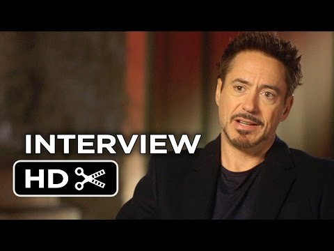 Avengers: Age Of Ultron Interview - Robert Downey Jr. (2015) - Joss Whedon Marvel Movie HD Mp3