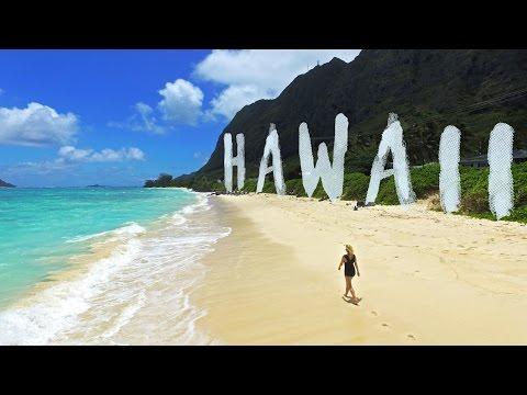 HAWAII DRONE GOPRO Travel Video [SHE SAID YES!!!] Sam Kolder inspired
