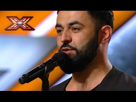 Смотреть Севак Ханагян. Не Молчи - авторская песня. Х-фактор 7. Третий кастинг онлайн