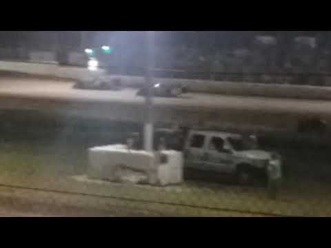 Late model Feature - Caney Valley Speedway  9/29/18