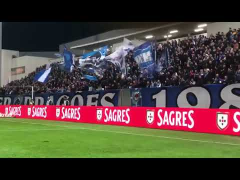 NINGUÉM RECUA! Super Dragões em Moreira de Cónegos! Moreirense 1-1 FC Porto!