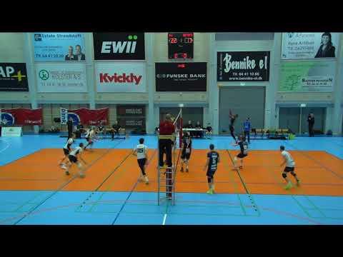 Middelfart Volleyball Klub VS. Gentofte Volley