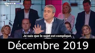 Xavier Bertrand: La girouette hypocrite
