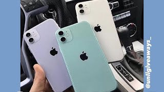 IPHONE 11 GIVEAWAY! JOIN NOW 💙