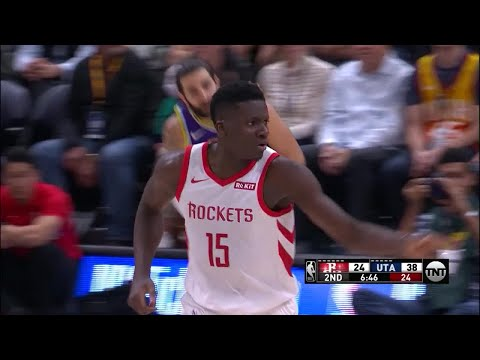 2nd Quarter, One Box Video: Utah Jazz vs. Houston Rockets