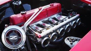ちょっと変わった音が出るL28型エンジン