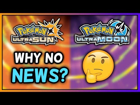 The REASON We Don't Have Pokémon Ultra Sun & Moon News?