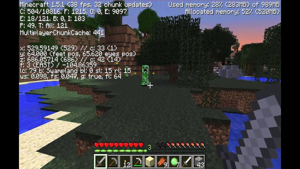 Minecraft SMP E2: The chunk border of death