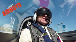 Red Bull Air Race San Diego Track Explanation