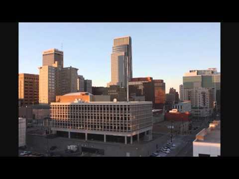 Omaha Skyline Timelapse