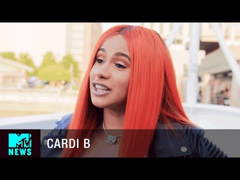 Cardi B on How Kodak Black Inspired 'Bodak Yellow' | MTV News