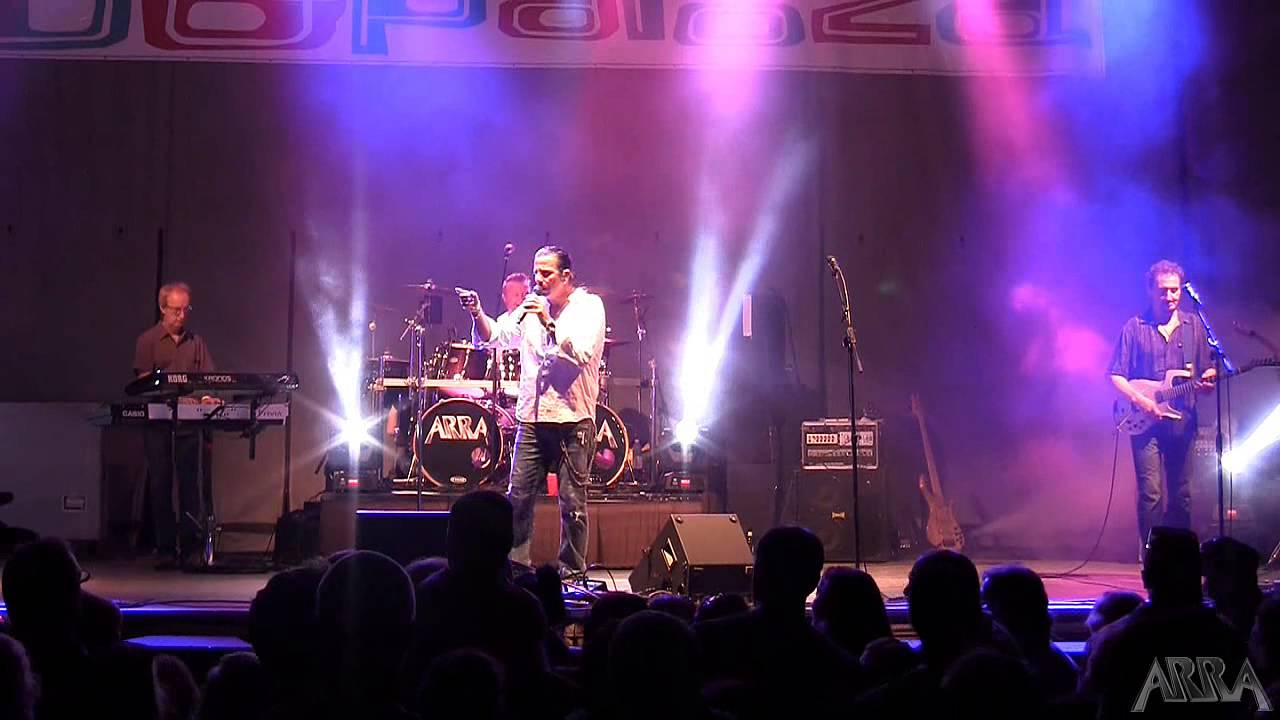 ARRA - Faithfully (Journey) - Buffalo Grove Days 08/31/2014