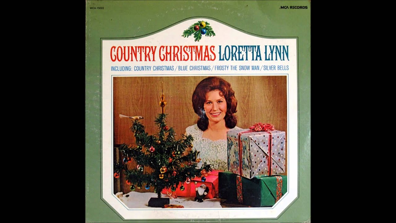 Loretta Lynn - Christmas Without Daddy - YouTube