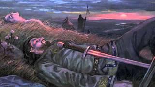 Чёрный ворон -  русская народная песня(Русская народная песня