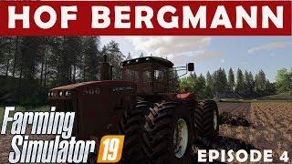 BACK ON HOF!   HOF Bergmann   Let's Play Farming Simulator 19   Episode 4