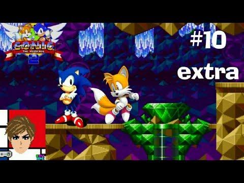Sonic 2 #10 extra - como chegar na hidden palace!!(android)