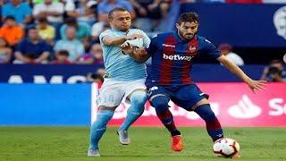 כדורגל ספרדי תקציר לבאנטה – סלטה ויגו