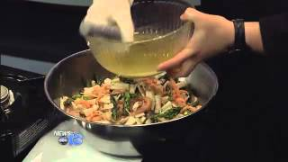 Gluten Free Smoked Salmon Pasta