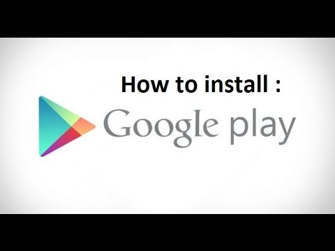 How to install Google Play Store on your Android Phone on Easy Way.