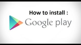 Gambar cover How to install Google Play Store on your Android Phone on Easy Way.