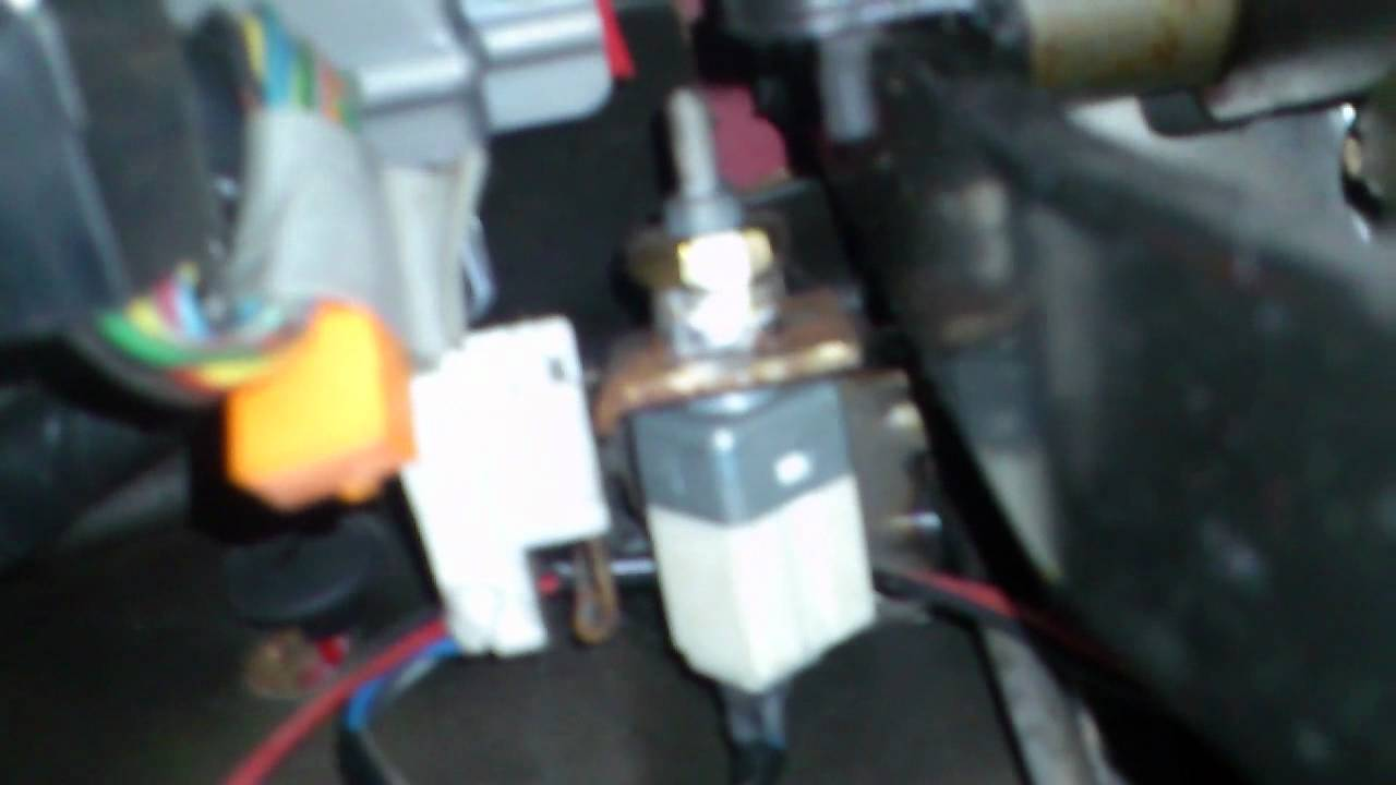 Mitsubishi Eclipse Clutch Switch Youtube