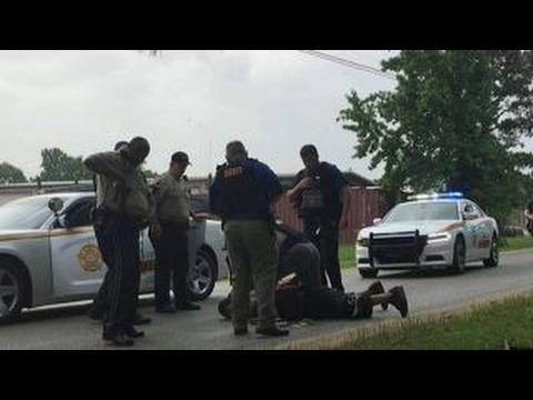 Mississippi Shooting Spree Kills 8, Including Sheriff's Deputy