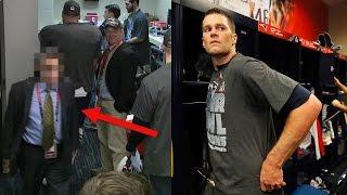 Tom Brady's Stolen Jersey FOUND! Thief Identified on Camera