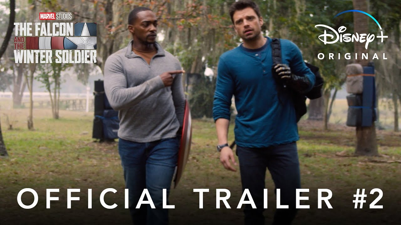 """Marvel Studios' """"The Falcon and The Winter Soldier"""" All-New Trailer Available Now"""