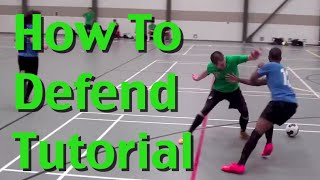 how to defend in soccer soccer defending skills tactics and techniques