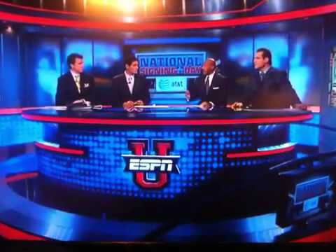 Gus Malzahn on ESPNU