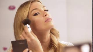 Stella Maxwell How To: KARL LAGERFELD MODELCO Luxe Highlight And Glow