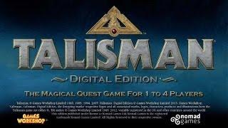Talisman: Digital Edition - Steam Trailer
