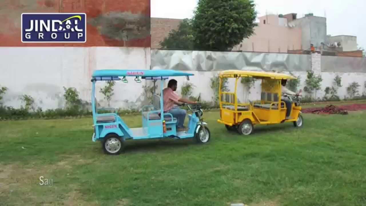 Mjindalgroup : Battery E Rickshaw Manufacturer in India Govt ...