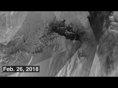 NASA Studies an Unusual Arctic Warming Event