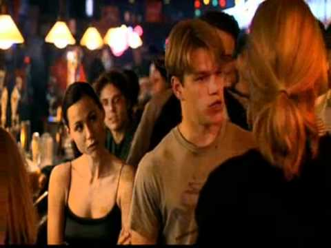 Good Will Hunting - Harvard Bar Scene