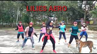 YOU DO NOTE // ZUMBA FITNESS // FITNESS // CHOREO LILIES AERO