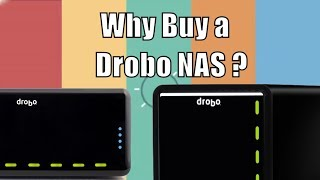 Why Should you Buy a Drobo NAS