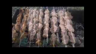 Мангал. Художественная ковка.(Мангал . Мангал из металла с элементами художественной ковки. Ручная работа. Изготовлен под заказ. Мангал..., 2015-11-23T06:14:11.000Z)