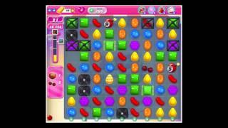 Candy Crush Saga level 205 NO BOOSTERS
