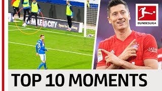 A Crazy Penalty, Goal Machine Lewandowski & More - Top 10 Moments in October