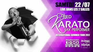 Fred Karato Duplex Nightclub Biarritz