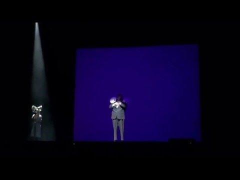 Sia - Breathe Me - Live @ Coachella Festival 4-17-16 in HD
