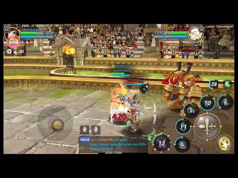 Dragon Nest Mobile: Chaser vs Engineer
