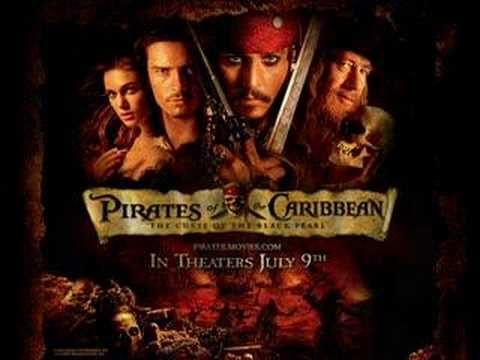 Pirates of the Caribbean - Soundtrack 06 - Walk the Plank