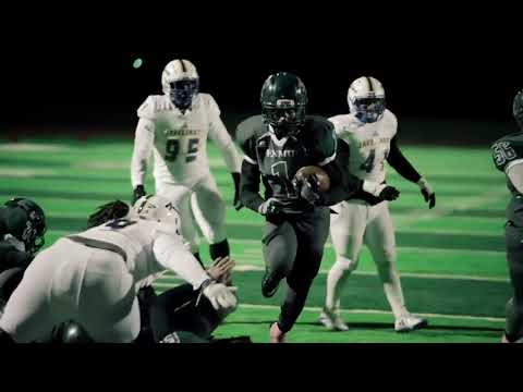 Eastern New Mexico University And American Football Youtube
