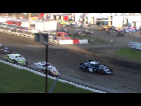 Modified Heat 2 @ Hamilton County Speedway 08/08/17
