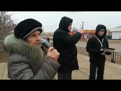 Митинг в Володарском районе 26.01.2019