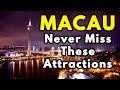 Macau: A-Portuguese-Asian Gambling Paradise